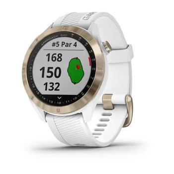 Garmin Approach S40 GPS Golf Watch – White