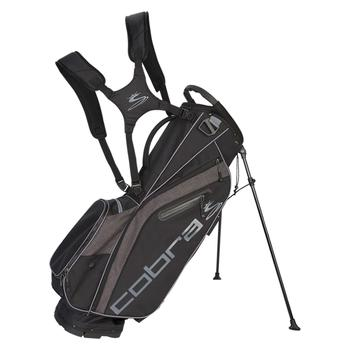 Golf Ultralight Stand Bag 2019 Black