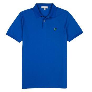 Lyle & Scott Club Polo Shirt - Duke Blue