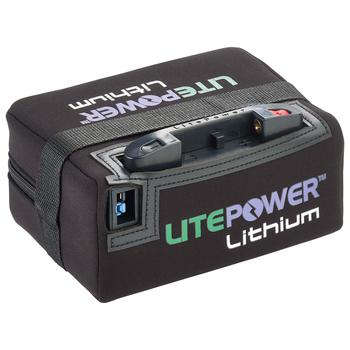 Motocaddy LitePower 16ah Lithium Battery & Charger