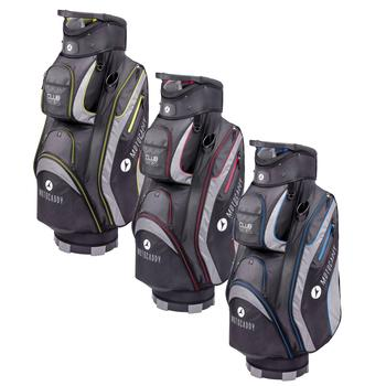 Motocaddy Club Series Trolley Bag – Black/Lime