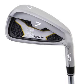 Lynx Golf Predator Irons - Steel