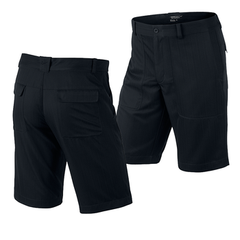 Nike Men's Groove Golf Shorts Black 32'' Waist (518067-010)
