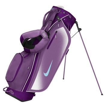 Nike Air Sport Lite Carry Golf Bag Grape/Blue/Violet