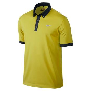 Nike Ultra 2.0 Men's Rory Golf Polo Shirt Venom Green Large (599018-619)