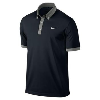 Nike Ultra 2.0 Men's Rory Golf Polo Shirt Black Large (599018-010)