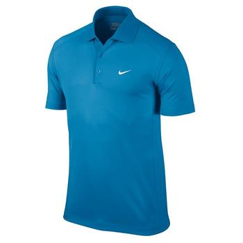 Nike Victory Men's Golf Polo Shirt Vivid Blue Large (509168-438)