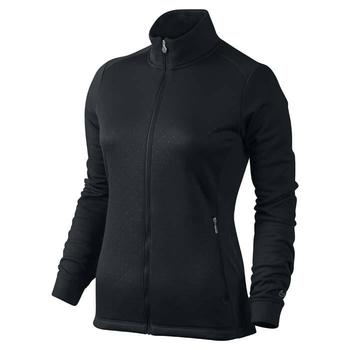 Nike Ladies Therma-Fit Thermal Jacket Black