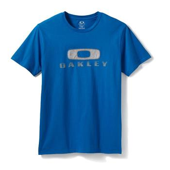 Oakley Men's Griffin Nest T-Shirt, Electric Blue Small (O3)