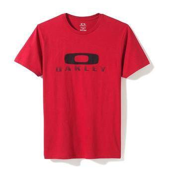 Oakley Men's Griffin Nest T-Shirt, Red Line Small (O3)