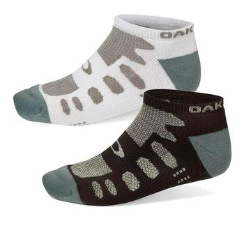 Oakley Performance No Show Sock 2 Pack