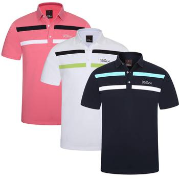 Stockists of Ace Tour Golf Poloshirt, Small, Navy
