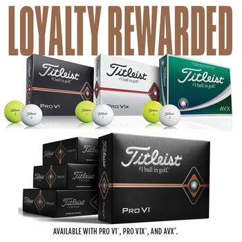 Titleist Personalised Golf Balls Offer (4 FOR 3) – Pro V1