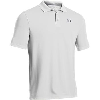 Under Armour Performance 2.0 Golf Polo Shirt (1242755-100) White Medium