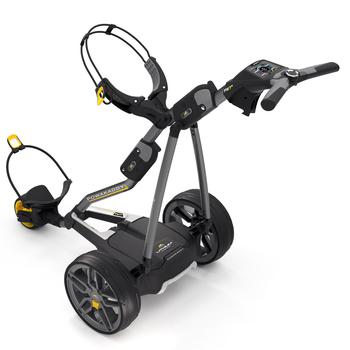 Powakaddy FW7s Electric Golf Trolley 2017  Aluminium 18 Hole Lithium