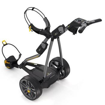 Powakaddy FW7s Electric Golf Trolley 2017  Carbon 18 Hole Lithium
