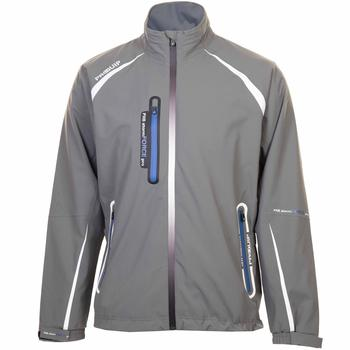 stormFORCE PX6 Pro Waterproof Jacket – Grey Mens Small Grey