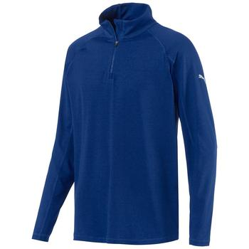 Compare retail prices of 1/4 Zip Popover Mens Medium Sodalite Blue to get the best deal online