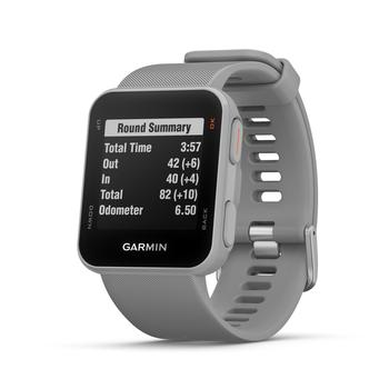 Garmin S10 GPS Watch – Powder Grey