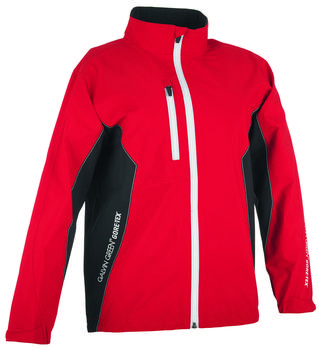Galvin Green Robin Full Zip Windstopper® Jacket  Red