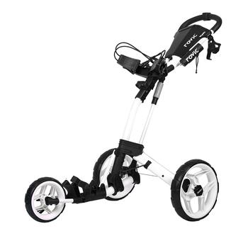 Clicgear Rovic RV2L Golf Trolley – White