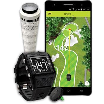 Linx GT Golf GPS Tour Edition Rangefinder Watch