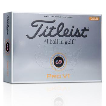 Titleist Pro V1 Ltd Edition 69 Play Number Balls  1 Dozen