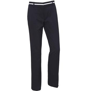 Tommy Hilfiger Arielle Solid Golf Trousers - Black