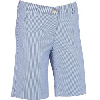 Tommy Hilfiger Arielle Cotton Stripe Ladies Shorts - Midnight Stripe
