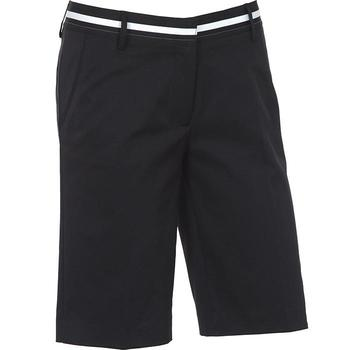 Tommy Hilfiger Arielle Poly Bermuda Ladies Shorts - Black