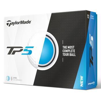 TP5 Golf Balls 1 Dozen