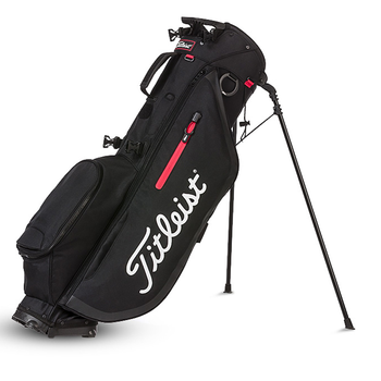 Titleist Players 4 Golf Stand Bag 2019 – Black