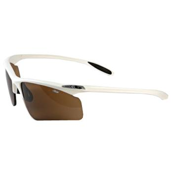Buy Bolle Warrant Sun Glasses (White-TLB Dark) at www.golfgeardirect.co.uk