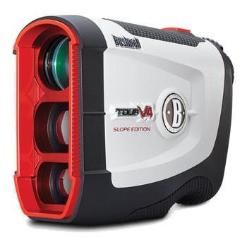 Bushnell Tour V4 Laser Rangefiner Slope Edition