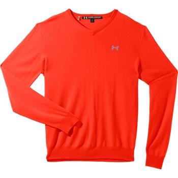 Under Armour V Neck Merino Sweater - Medium