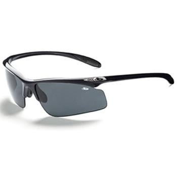 Buy Bolle Warrant Sunglasses (Shiny Black-TNS Gun) at www.golfgeardirect.co.uk