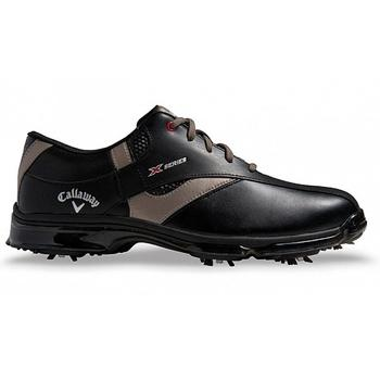 Callaway X Nitro Golf Shoes - Black/Black - Size: 8