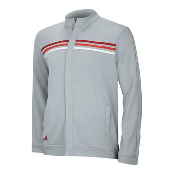 Adidas Climalite 3-Stripe French Terry Full Zip Jacket 2013