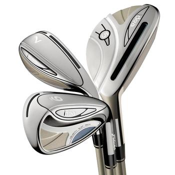 Adams Idea Hybrid Irons Set Ladies Graphite 5H-6H 7-SW