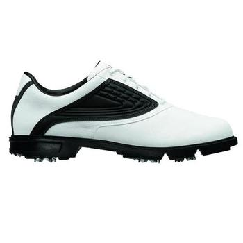 Adidas adiCORE Z Traxion Golf Shoes White/Black SALE - Size: 11