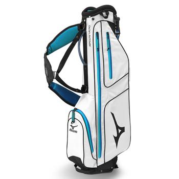 Mizuno Aerolite Micro 6 Stand Bag White/Blue