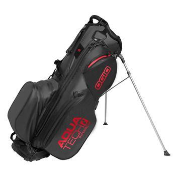 Ogio Aquatech Golf Stand Bag - Black