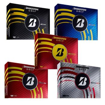 Bridgestone B - Series 12 Dozen Golf Balls Free Personalisation Offer