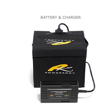Golf Powakaddy Universal Interconnect Battery Charger