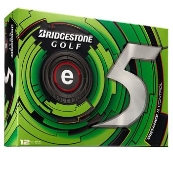 Bridgestone E5 Golf Balls (1 Dozen)