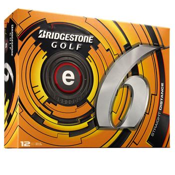 Bridgestone E6 Golf Balls (1 Dozen)