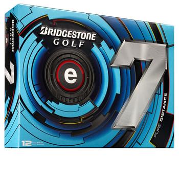 Bridgestone E7 Golf Balls 1 Dozen)