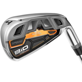 Cobra Golf Bio Cell Irons - (Steel) - 5-SW (5 - 7 Day delivery)