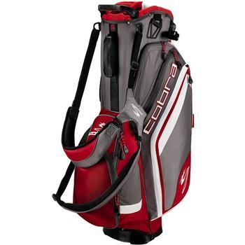Cobra Golf Bio Dry Stand Bag - Castlerock-Barbados Red