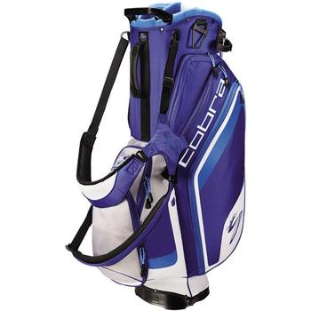 Cobra Golf Bio Dry Stand Bag - Monaco Blue-White